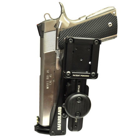 SafariLand Open Class Black Right Hand Competition Holster