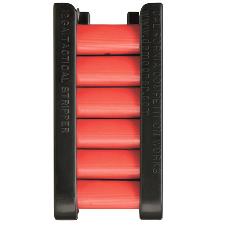 Image for SafariLand 6 Round Shotgun Shell Holder (With Belt Clip)