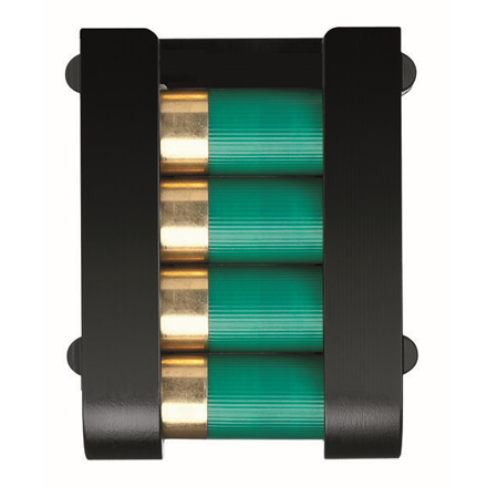 Image for SafariLand 4 Round Shotgun Shell Holder (With ELS 34/35 Locking Fork and Plate Combo)