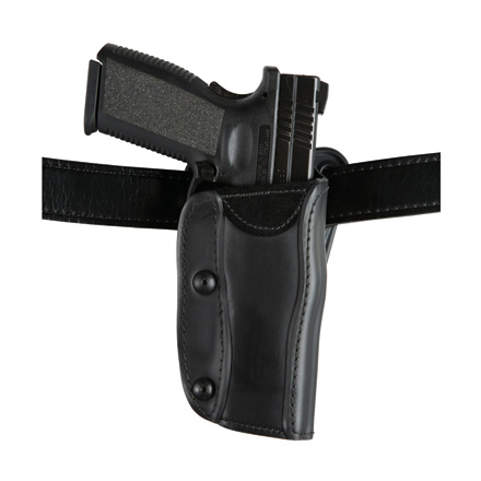 Safariland Custom Fit Belt Holster STX For Beretta 92 Plain Black 1.5