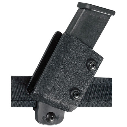 SafariLand Left Hand Black Competition Front Magazine Holster Includes ELS 34/35 Locking System