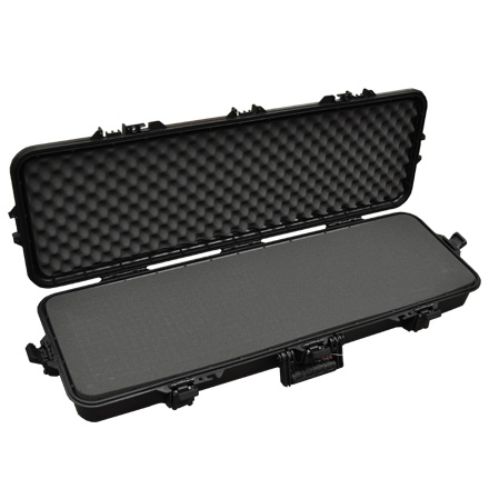 Image for Double Scoped Rifle Case With Wheels & Dri-loc Seal 52""