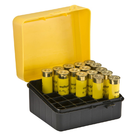 25 Round Shotshell Ammo Box 20 Gauge