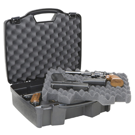 Four Pistol Case Black