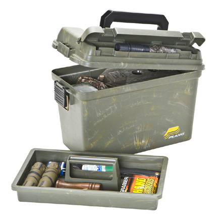 Image for Camo Model 1612 Deep Shell Case With Liftout Tray