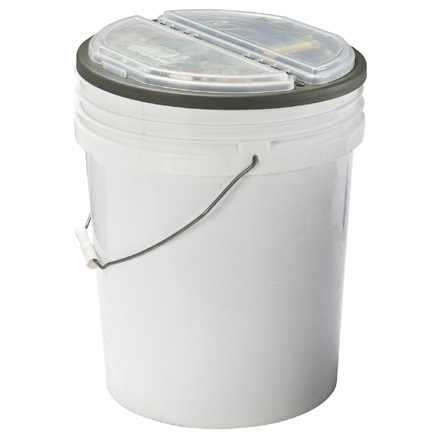Image for 5 Gallon Bucket Topper OD/Clear