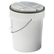 5 Gallon Bucket Topper OD/Clear