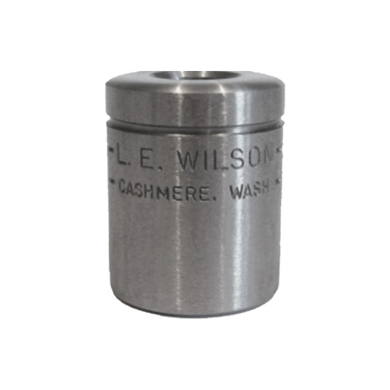 L.E. Wilson Trimmer Case Holder 243, 280, 6mm, Ackley Improved (Standard)