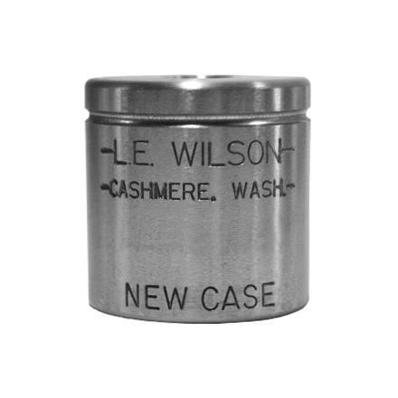 L.E. Wilson Trimmer Case Holder 243 Win, 260 Rem, 7mm-08, 308 Win  (New Case)