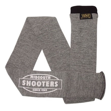 "Image for Sack-Ups 52"" Rifle/Shotgun Storage Sock With Midsouth Logo Camo Grey (6 Pack)"
