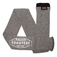 "Sack-Ups 52"" Rifle/Shotgun Storage Sock With Midsouth Logo Camo Grey (6 Pack)"