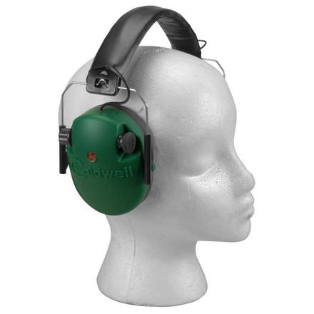 Sound Right ES-85 Low Profile Electronic Stereo Ear Muffs