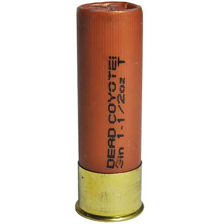"Image for 12 Gauge Dead Coyote 3"" 1-1/2 Oz T Shot 10 Rounds"