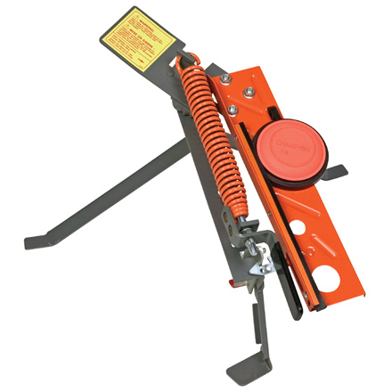Champion Flightmaster Jr 3/4 Cock Manual Clay Target Thrower