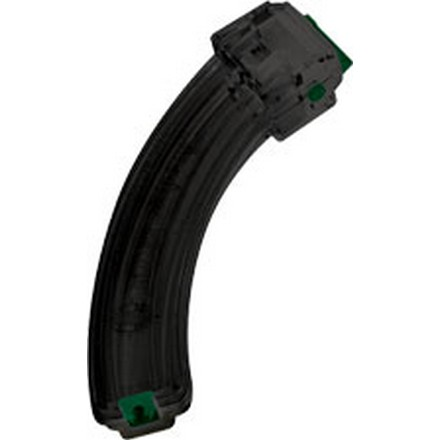 Champion 10/22 Black Finish 25 Round Magazine