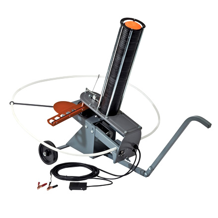Wheelybird Auto-Feed Trap 12 Volt Thrower