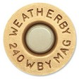 240 Weatherby Magnum Round 85 Grain Barnes Triple Shock 20 Rounds