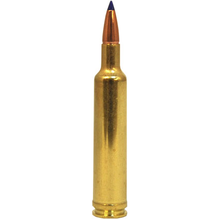 257 Weatherby Magnum Round 100 Grain Barnes Triple Shock 20 Rounds