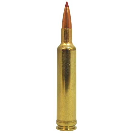 257 Weatherby Magnum 110 Grain Hornady ELD-X 20 Rounds