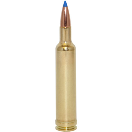 257 Weatherby Magnum 115 Grain Nosler Ballistic Tip 20 Rounds