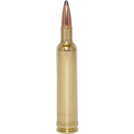 257 Weatherby Magnum 120 Grain Nosler Partition 20 Rounds