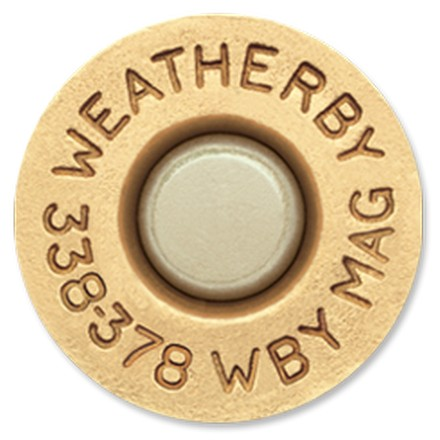 338-378 Weatherby Magnum 250 Grain Nosler Partition 20 Rounds