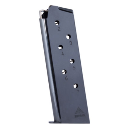 Colt 1911 .45 ACP Blue Finish 7 Round Magazine