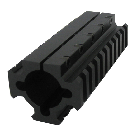 Tactical Shotgun Rail Mount Long