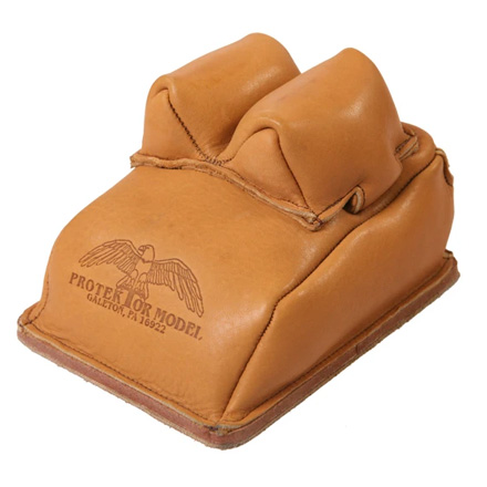 Bunny Ear Rear Bag with Hard Bottom Filled