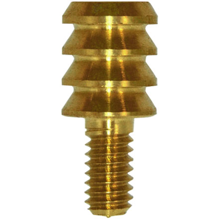 338-38 Caliber and 9mm Brass Button Tip 8/32