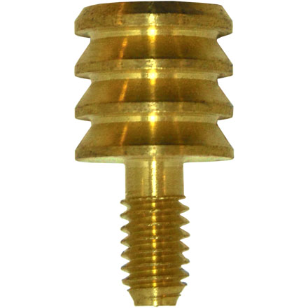 41-45 Caliber Brass Button Tip 8/32