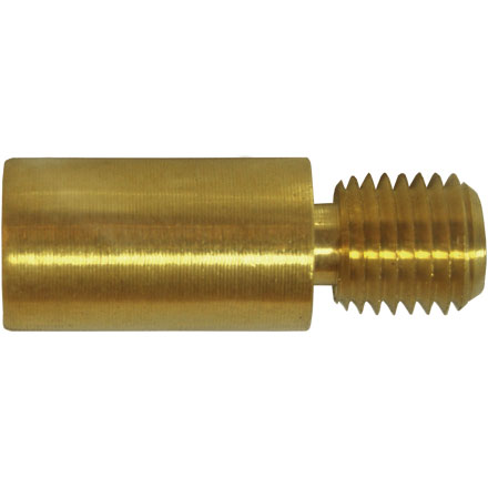 "5/16-27"" Male To 8/32"" Female Brass Adapter"