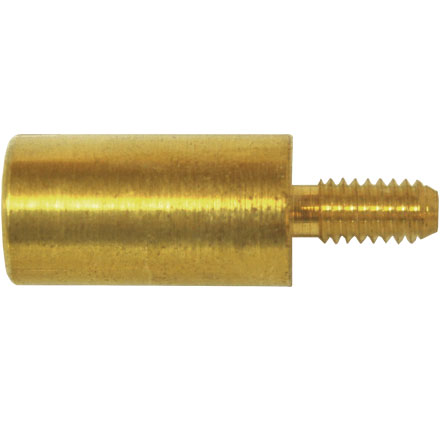 "8/32"" Male To 5/16-27"" Female Brass Adapter"