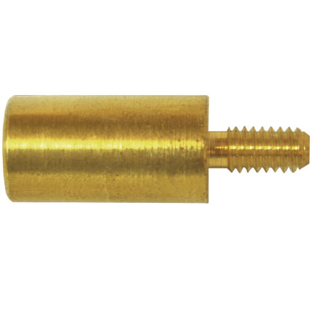 "10/32"" Male To 5/16-27"" Female Brass Adapter"