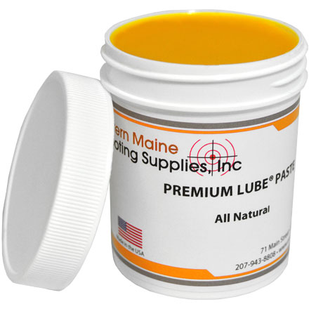 Premium Lube  4 Oz Bottle Paste Form