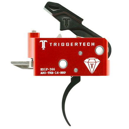 Diamond Pro Trigger AR-15 Two Stage with Frictionless Release Black Finish