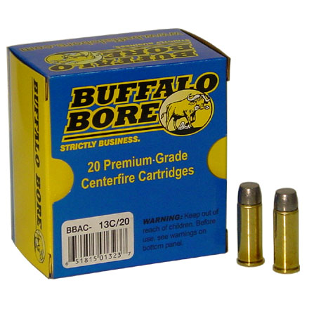 Image for 480 Ruger 410 Grain Hard Cast LBT-WFN 20 Rounds