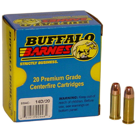 Image for 44 Special 200 Grain Barnes TAC-XP 20 Rounds