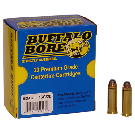Image for 41 Magnum 170 Grain Jacketed Hollow Point 20 Rounds