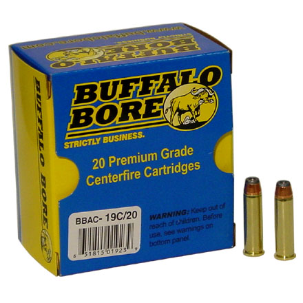 Image for 357 Magnum 158 Grain Jacketed Hollow Point 20 Rounds