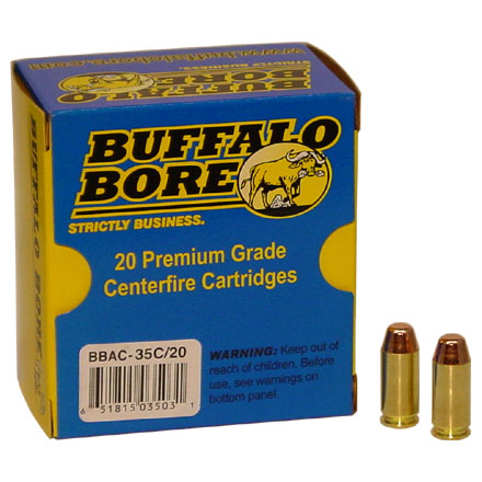 Image for 460 Rowland 230 Grain Full Metal Jacket Flat Nose 20 Rounds