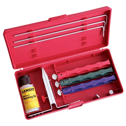 Image for Standard Sharpening Kit With Coarse, Medium & Fine Hones