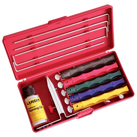 Image for Deluxe Sharpening Kit With Ex-coarse, Coarse, Medium, Fine & Ultra Fine