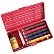 Deluxe Sharpening Kit With Ex-coarse, Coarse, Medium, Fine & Ultra Fine