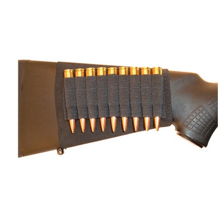 Buttstock Shell Holder-Rifle Open Style