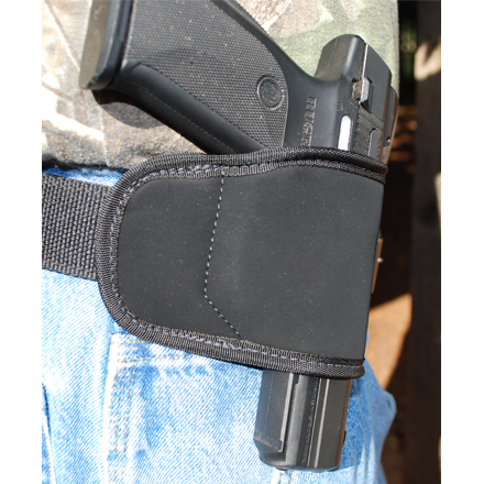 Multi-Fit Holster RH Size 98 Small and Medium Frame Pistols Black/Black