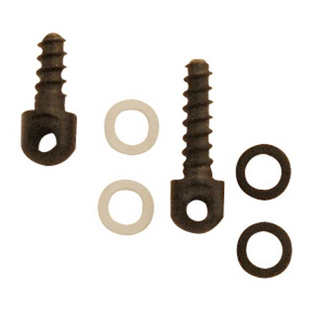 "Screws Only - 1/2"" Fore Wood Screw & 3/4"" Rear Wood Screw"