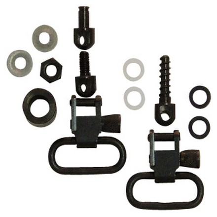 "1"" Swivel Set With Hardware & 3/4"" Wood Screw For Most Autos & Pumps"