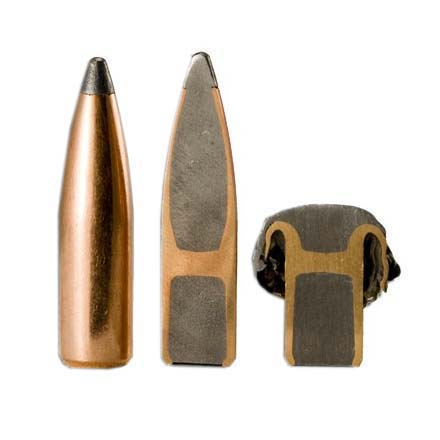 7mm  284 Diameter 140 Grain Spitzer Partition 50 Count