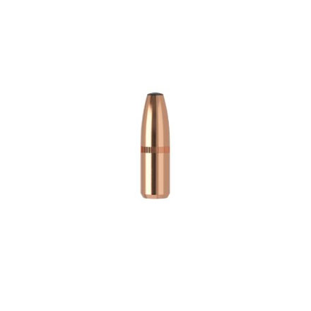 22 Caliber .224 Diameter 64 Grain Spitzer Bonded Solid Base Protected Point 100 Count